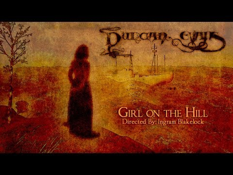 DUNCAN EVANS - Girl On The Hill