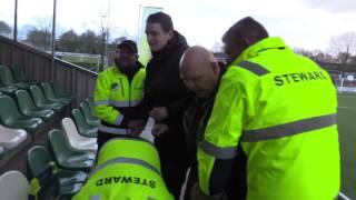 opleiding Stewards VVE