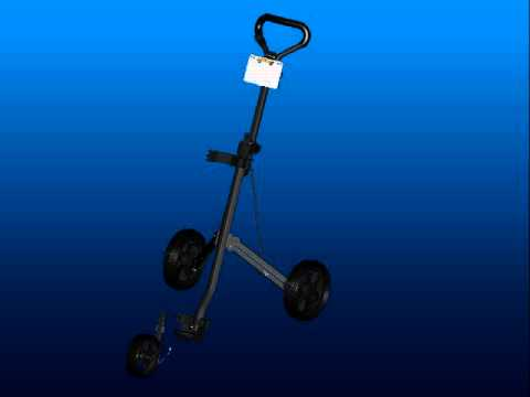 Video Demonstration of Big Max Lite Max III Push Trolley