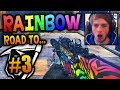 """OH MY GOSH...!"" - Road to - Rainbow KEM #3 LIVE w/ Ali-A! - (Call of Duty: Ghost Gameplay)"