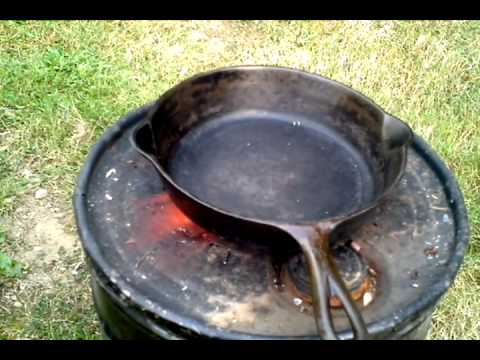 Rocket stoves - Simple cheap DIY