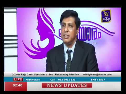 Dr. Jose Raj Rajanayakam on Respiratory Infections