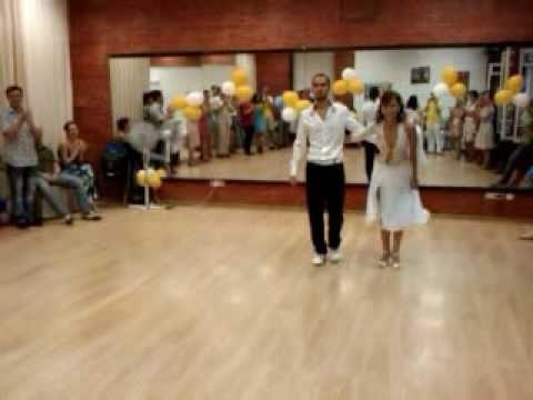 Аргентинское танго. Свадебный танец
