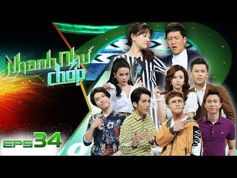 Nhanh Như Chớp | Tập 34 Full HD: Trường Giang-Hari Won Giận Đỏ Mặt Trước Màn Đấu Khẩu Với Người Chơi - Thời lượng: 59:01.