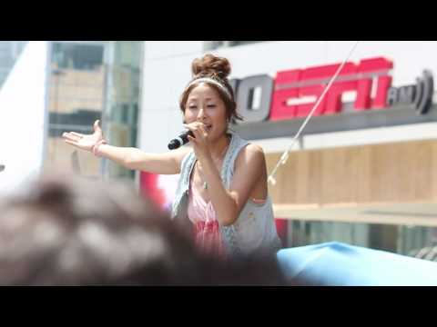 Anime Expo 2010 - Synced with their hit single 感謝 (Kansha) popularized as the 14th ending theme of the popular anime series named Bleach. This was footage taken with my 550d /...