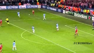 Fc Bayern München - Domination Manchester City - 02.10.13