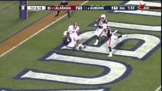 Amari Cooper vs Auburn (2013)