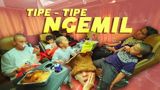 Download Video Tipe-Tipe Ngemil | Gen Halilintar MP3 3GP MP4