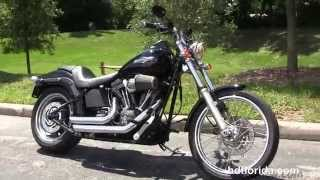 8. Used 2007 Harley Davidson Night Train Motorcycles for sale