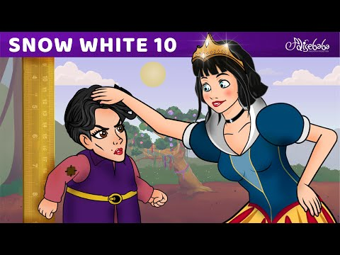 Snow White Series Episode 10 of 13 : The Dwarf Queen | Bedtime Stories For Kids in English