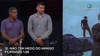 07/01/2018 - CULTO DOMINGO NOITE - PR. MÁRCIO VALADÃO