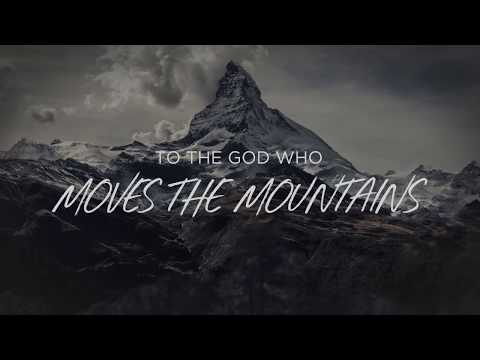 Corey Voss - God Who Moves The Mountains (Official Lyric Video) (видео)