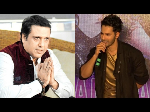 Varun Dhawan Ignores Question On Govinda's Controversial Statement