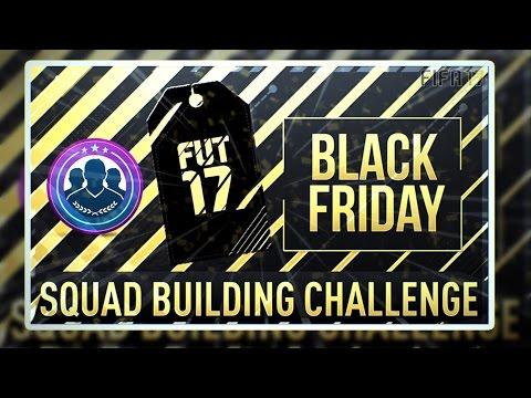 FUT 17 | DES PACKS AVEC UN INFORM GARANTIE !! SBC BLACK FRIDAY (видео)