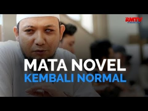 Mata Novel Kembali Normal