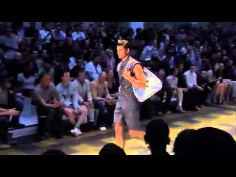 Versace Menswear Spring Summer 2013 Full Fashion Show