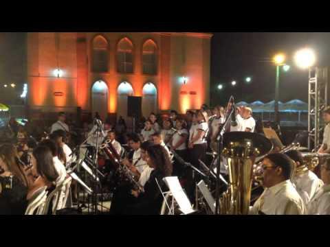 Orquestra Sinfônica Jovem da Paraíba em Piancó PB 2014