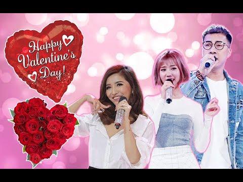 Những ca khúc ngọt ngào và lãng mạn dành cho các cặp đôi trong ngày Valentine - Thời lượng: 24 phút.