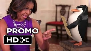 Nonton Penguins Of Madagascar Promo   Michelle Obama   Veteran S Day  2014    Tom Mcgrath Movie Hd Film Subtitle Indonesia Streaming Movie Download