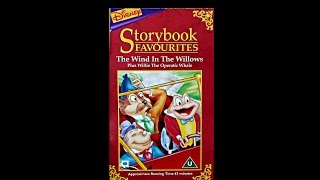 Video Digitized opening to Disney Storybook Favourites: The Wind In The Willows (UK VHS) MP3, 3GP, MP4, WEBM, AVI, FLV Oktober 2018