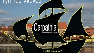 Video Carpathia, Týn nad Vltavou, Vinárna Zlatá Loď, 22.4.2017, Foto S
