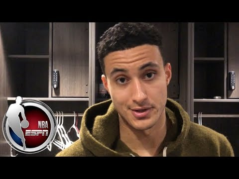 Video: Kyle Kuzma praises Lakers' defense in win vs. Kings | NBA on ESPN