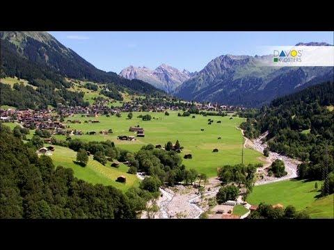 Sommer in Davos Kloster
