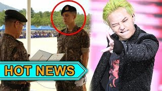Video Bigbang's G-Dragon Joins His Military Service Today!! MP3, 3GP, MP4, WEBM, AVI, FLV Maret 2018