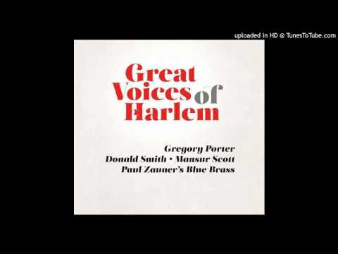 Gregory Porter - Moanin' [2014] - Great Voices of Harlem ~ Sample online metal music video by GREAT VOICES OF HARLEM
