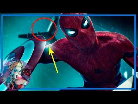 НА ЧТО СПОСОБЕН ЧЕЛОВЕК - ПАУК в ПЕРВОМ МСТИТЕЛЕ: ПРОТИВОСТОЯНИЕ? Spider-man. CIVIL WAR. MARVEL. (видео)