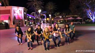 Azukita - Steve Aoki, Daddy Yankee, Play-N-Skillz, Elvis Crespo (Zumba Dance Video)