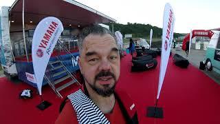 5. Yamaha Waverunner 2018/2019 lineup presentation Nazaré