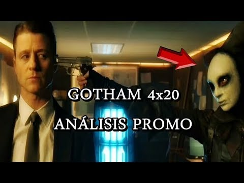 Gotham 4x20 - Análisis de la promo: Bruce y Jeremiah, el culto de Jerome y guiño a Harley Quinn
