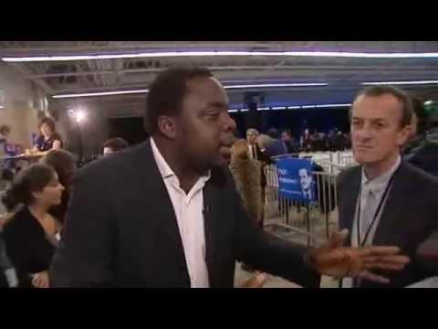 Stéphane Tiki, en France depuis 2005, nommé nouveau président des Jeunes UMP (+ vidéo)