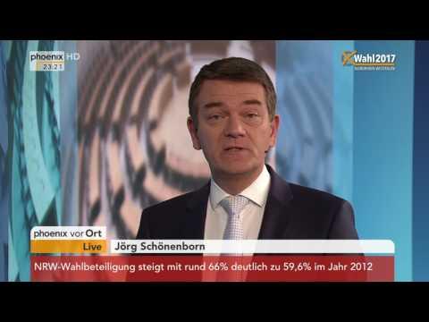 NRW wählt: Jörg Schönenborn mit neuen Zahlen zum Wahlau ...