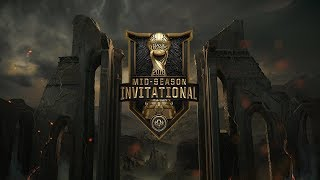 Group Stage Day 1 | Mid-Season Invitational (2018)