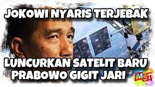 Video Jokowi Nyaris Dij(eb)ak di Indosat, Luncurkan Satelit Baru, Kubu Prabowo Gigit Jari MP3, 3GP, MP4, WEBM, AVI, FLV Maret 2019
