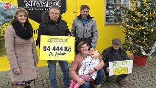 Náhled - MIVARDI a RCCC z.s. rybářský klub podpořili Lucinku