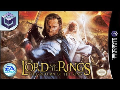 Longplay of The Lord of the Rings: The Return of the King