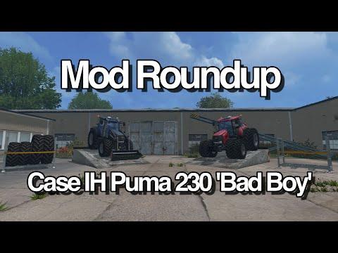 Bad Boy Case Puma Pack cvx FL v2.5