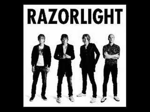 Tekst piosenki Razorlight - Hold On po polsku