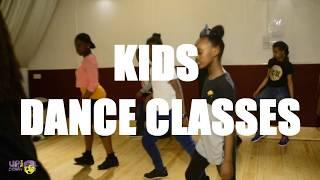 Kids and Teens Hip Hop dance classes @usddacademy