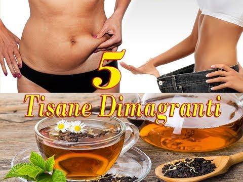 5 infusi utili per accelerare il metabolismo