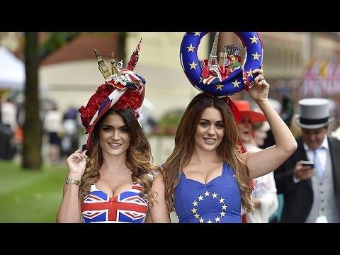 Brexit: Νέες δημοσκοπήσεις δίνουν προβάδισμα στην παραμονή της Βρετανίας στην Ε.Ε.