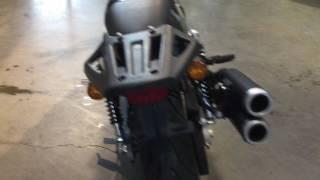 8. 2010 Harley-Davidson XR1200