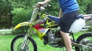 6. suzuki rm85L for sale