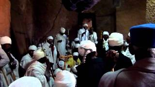 Feast Of St.Gabriel In Lalibela, Ethiopia