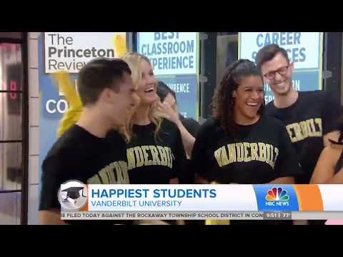 "NBC ""TODAY"": The Princeton Review's 2018 Best College rankings!"