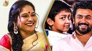 Video Suriya's Son Got Scared and Ran Away From Me :  Mounika Interview | Karthi, Dev | Rekla Race MP3, 3GP, MP4, WEBM, AVI, FLV Desember 2018