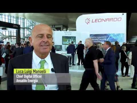 Cybertech Europe 2018 – Interview with Luca Luigi Manuelli